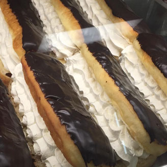 Chocolate Long John