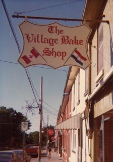 Village Bakeshop Orono